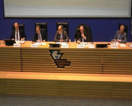Mesa redonda: Acerca da controvertida reforma constitucional e das súas posibilidades - Xornada sobre A Constitución española no seu corenta aniversario